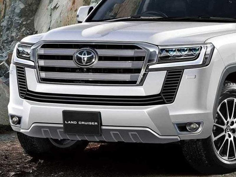 Новый Toyota Land Cruiser 2020 - фото
